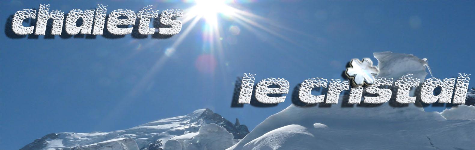 Neige & soleil...